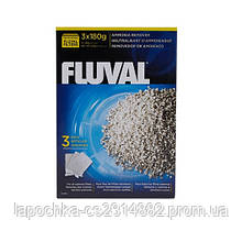 Наполнитель для фильтра Fluval Ammonia Remover, 3 х 180 г