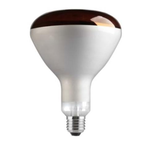 Лампа инфракрасная 250W  R E27 General Electric
