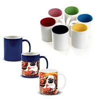 Принт изображения или фото на кружках и чашках