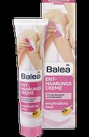 Balea Enthaarungscreme - Крем для депиляции чувствительной кожи, 125 мл