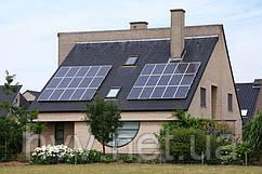 Гибридная солнечная станция 3 кВт