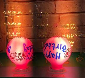 Лампы светодиодные декоративные led