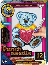 Вышивка Punch needle: Мишка PN-01-06 Danko-Toys Украина