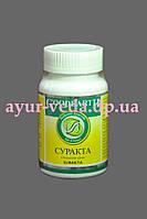 Суракта Surakta, очищение крови, выведение токсинов, Байдьянатх Baidyanath, Аюрведа здесь