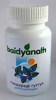 Гокшуради гуггул, 60 кап., широкий спектр действия для мочеполовой системы и всего организма, Байдьянатх, Baidyanath, Аюрведа Зд