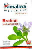 Himalaya Brahmi Брахми улучшает работу мозга, укрепляет память, Аюрведа Здесь!