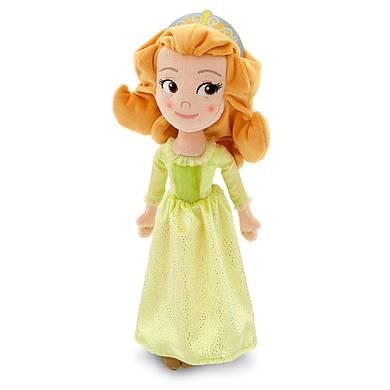 Амбер сестра принцессы Софии плюшевая кукла 33 см Дисней / Amber Sofia the First Plush Doll Disney