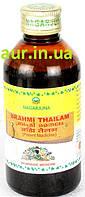 Brahmi Tailam БРАМИ ТАИЛ брахми таил масло массажное высочайшего качества, Brahmi thailam, Аюрведа Здесь