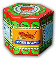 Тигровый Бальзам красный, Tiger Balm Red, Elder, Аюрведа Здесь