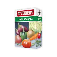 Сабджи масала Sabji Masala Everest- натуральная приправа для овощей
