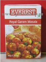 Королевская гарам масала (100 grm) Royal Garam Masala Everest- универсальная натуральная острая приправа!