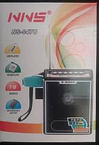 Радиоприемник колонка NNS NS-047U USB/SD , фото 3