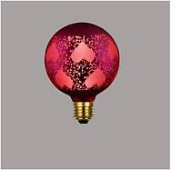 Светодиодная лампочка Е27 декоративная 1W, фото 1