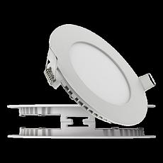 Светодиодный светильник, круг, 12W(Нейтральный), фото 3