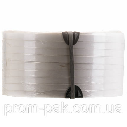 Лента полипропиленовая 12080 ТСЕ 2200м,серый, фото 2