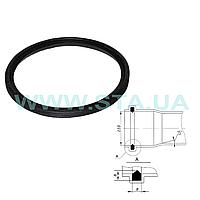 Уплотнительное кольцо 110мм для ПВХ труб канализации