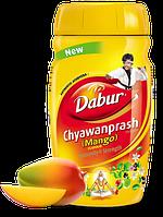 Дабур Чаванпраш со вкусом манго 500 грм., Chyawanprash Awaleha Mango, Аюрведа Здесь