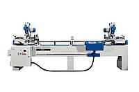 OMGA TR 2A/VIS - TR 2B/VIS итальянский двухголовочный усозарезной станок