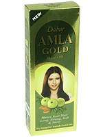 "Масло Амла Дабур ""Золотое"", для волосDabur Amla Gold Hair Oil, Аюрведа Здесь"