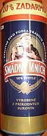 Пиво светлое Smadny Mnich 4.2 % svetle 0.5 л. ж/б Словакия