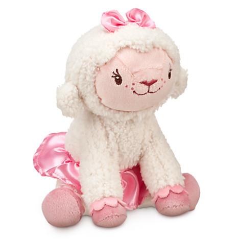 Лемми плюшевая овечка Доктор Плюшева 18 см Дисней / Lambie Plush Doc McStuffins Disney