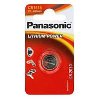 Батарейки Panasonic CR 1616