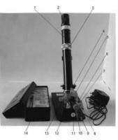 Рефрактометр лабораторный АББЕ ИРФ-478А