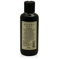 Масло Кхади Брингарадж для волос на травах, Bhringaraj oil, Khadi, Аюрведа Здесь