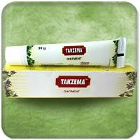 Такзема крем, лечение экземы, Takzema ointment, Charak, Аюрведа Здесь