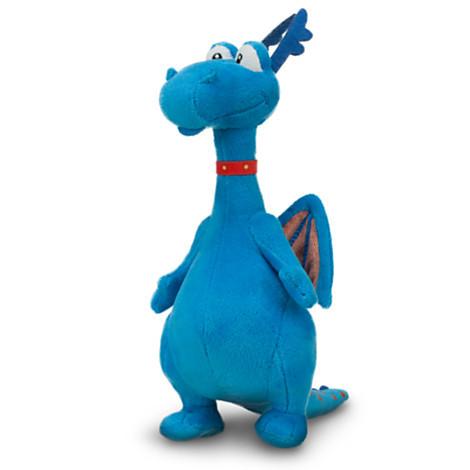 Стаффи плюшевый дракон Доктор Плюшева 20 см Дисней / Stuffy Plush Doc McStuffins Disney
