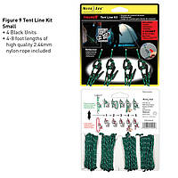 Крепления для веревки NI Figure 9 Tent Line Kit