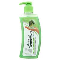 Антибактериальное крем-мыло для рук,  Dabur Vatika DermoViva cream hand wash Naturals Antibacterial, Аюрведа Здесь