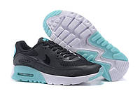 Женские кроссовки Nike Air Max 90 HyperLite Black Sea Blue