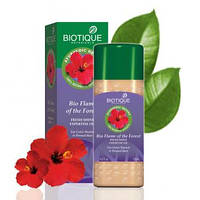 Масло Био Лесной Огонь для окрашенных волос Биотик, Biotique Bio Flame of the Forest Fresh Shine Expertise Oil for Color Treated