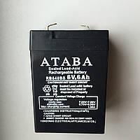 Аккумулятор 6 v Ataba