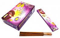 Благовоние Padma Rudrakshmala Lavender Падма Рудракшмала Лаванда со ароматом лаванды и трав, Аюрведа Здесь