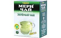 Зелёный индийский чай Мери Чай, Meri Chai, 100 грм., Аюрведа Здесь