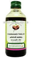 Чанданади тайл, Масло Чанданади, Chandanadi thailam, Nagarjuna, обеспечивает безупречный внешний вид кожи, Аюрведа Здесь