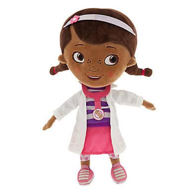 Плюшевая кукла Доктор Плюшева 30 см Дисней / Doc McStuffins Plush Doll Disney