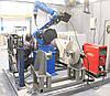 Проект по поставке сварочного роботизированного комплекса MOTOMAN
