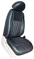 """Авто чехлы MERSEDES-BENZ Sprinter (1+1) """"Нубук Чёрный""""1995-2006"""