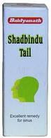 Шадбинду таил Shadbindu tail 25 мл., Байдьянатх, Baidyanath, аюрведические нозальные капли, Аюрведа Здесь