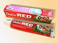 Красная Зубная паста Dabur Red Дабур Рэд, 100 грм., Аюрведа Здесь