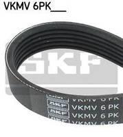 Поликлиновой ремень (+AC)- Fiat Ducato 2006 - >... -  SKF  VKMV 6PK1674