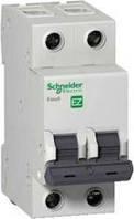 Автоматический выключатель Schneider Electric Easy9 С 16A 2P