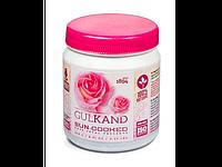 Гульканд, розовые пресервы 250 грм., Gulkand Sun-cooked Rose preserve, неповторимый аромат и польза дамаскских роз!, Аюрведа Зде