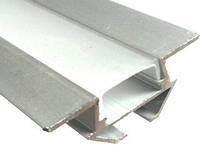 Алюминиевый профиль ПРЕМИУМ для светодиодной ленты угловой №2 (фриз,плинтус)