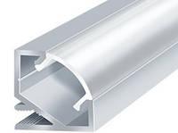 Алюминиевый профиль ПРЕМИУМ для светодиодной ленты угловой №3