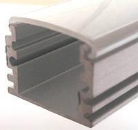 Алюминиевый профиль ПРЕМИУМ для светодиодной ленты накладной №6