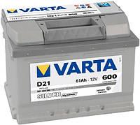 Аккумулятор Varta Silver Dynamic (D21) 61A/h 600A R+, EU (561400060)